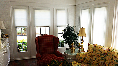 custom blinds installation by a pro