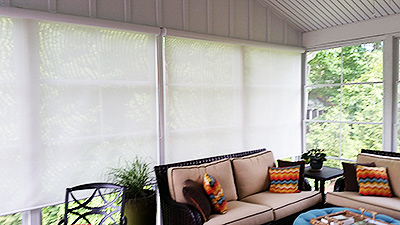 custom blinds installation jobs by an expert